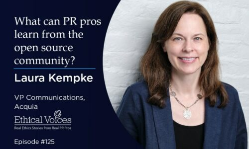 Ethics Challenges in Technology PR